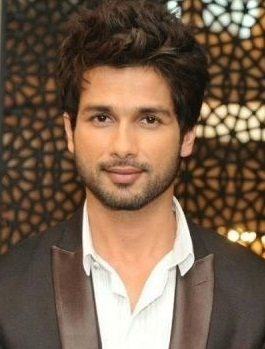 Shahid Kapoor Favorite Food Perfume Color Books Actress Hobbies Bio - Shahid-Kapoor