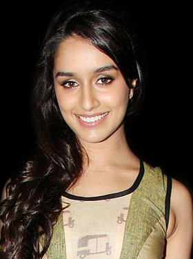 Shraddha Kapoor Favorite Things Color Food Actress Bio