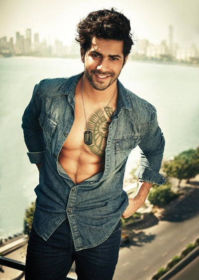 Varun Dhawan Favorite Things