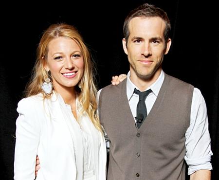 Blake Lively Spouse