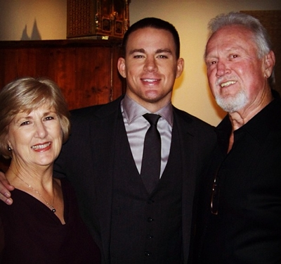 Channing Tatum Parents