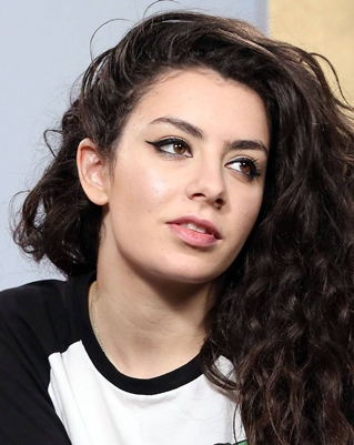 Charli XCX Favorite Things Color Movies Hobbies