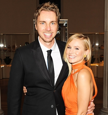 Dax Shepard Second Baby Daughter Pictures