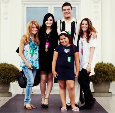 Demi Lovato Family Tree