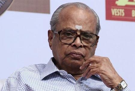 Director Kailasam K Balachander Died on 23 December 2014, his Death Cause Revealed