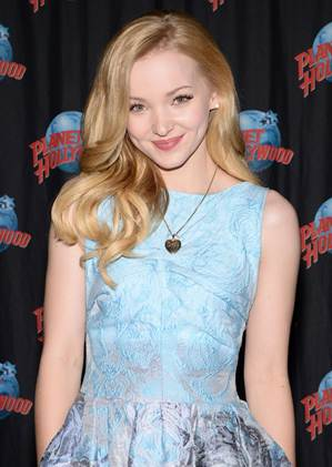 Dove Cameron Height Weight Bra Size