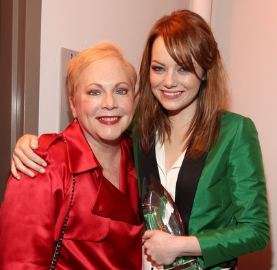 Emma Stone Mother