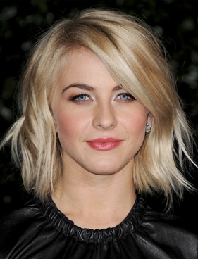 Julianne Hough Favorite Things Perfume Movie Food Book Bio