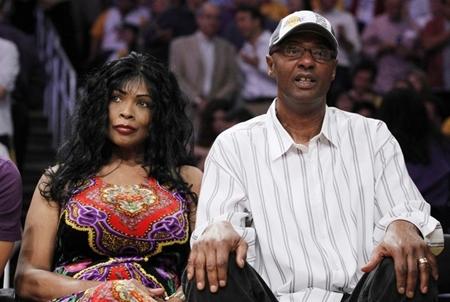 Kobe Bryant Parents