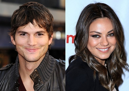 Mila Kunis Spouse Ashton Kutcher