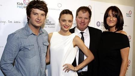 Miranda Kerr Family Tree
