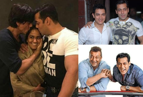 Salman Khan Birthday Party Bash 2015 Picture