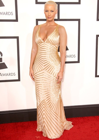 Amber Rose Height Weight Bra Size