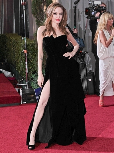 Angelina Jolie Body Measurements