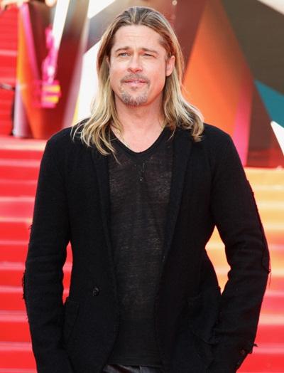 How Tall Is Brad Pitt ...
