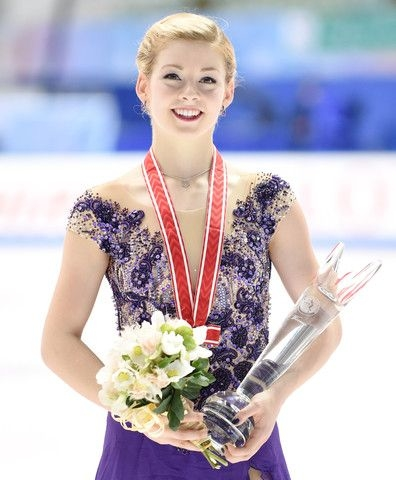 Gracie Gold Biography