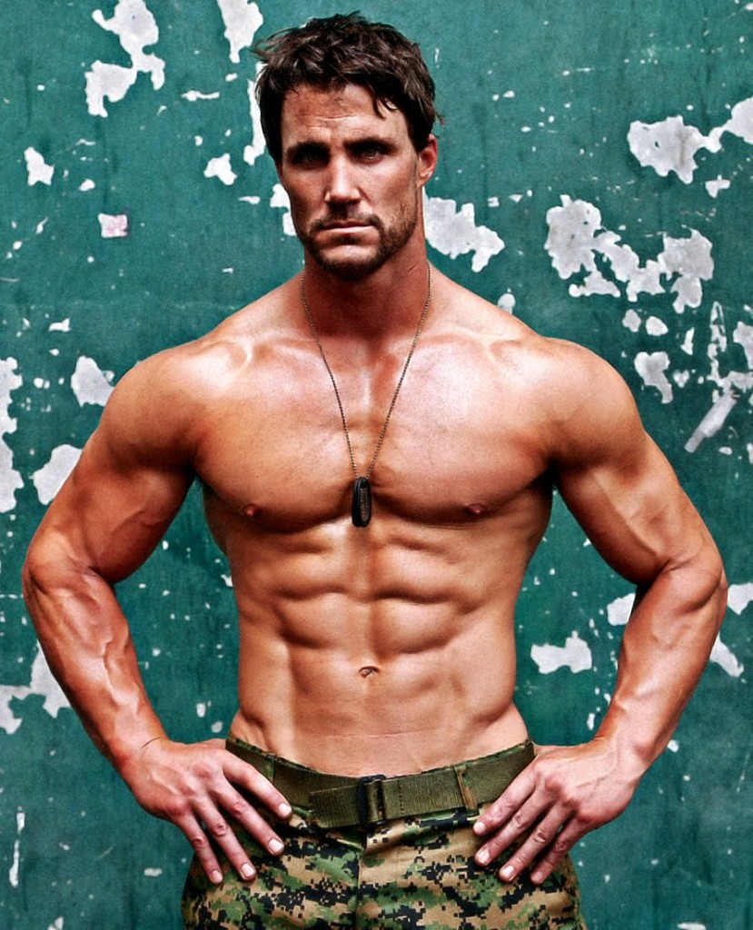 Greg Plitt Dead Fitness Model Struck by Train