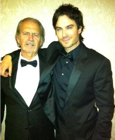 Ian Somerhalder parents