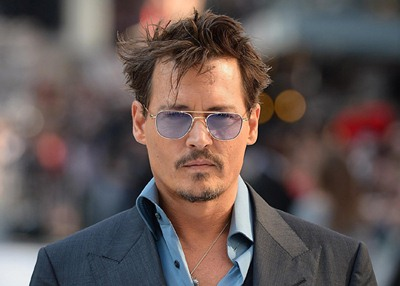 Johnny Depp Height Weight Shoe Size