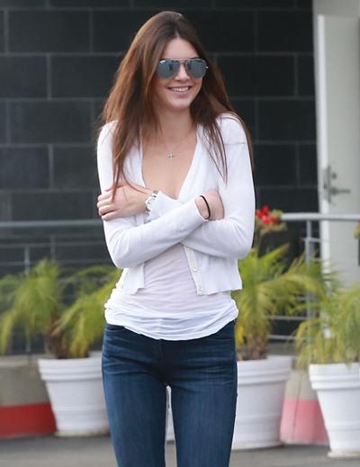 Kendall Jenner Height Weight Bra Size