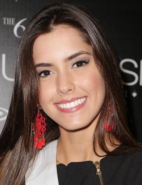 Paulina Vega Miss Universe Body Measurements Height Weight Bra Size Stats