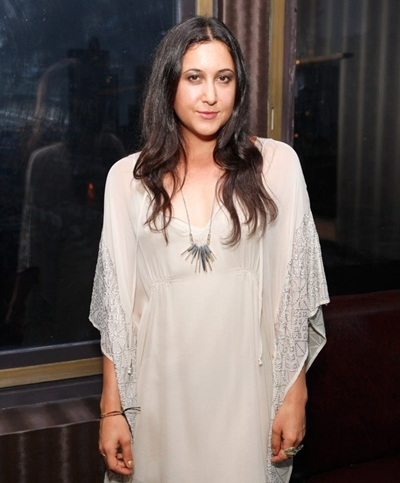 Vanessa Carlton Baby Picture with Husband