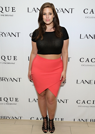 Ashley Graham Body Measurements Body Figure Shape