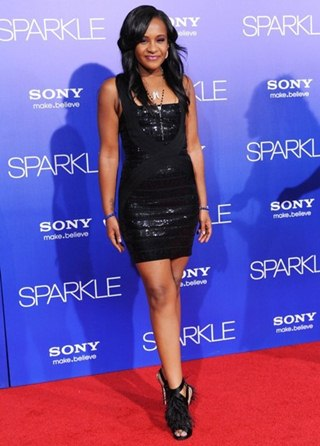 Bobbi Kristina Brown Body Measurements