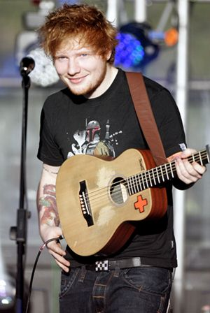 Ed Sheeran Weight Height