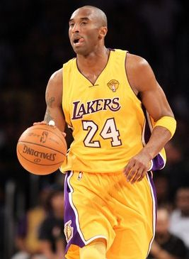 Kobe Bryant Height and Weight