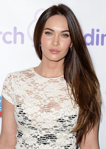 megan fox favorite things color food perfume book hobbies
