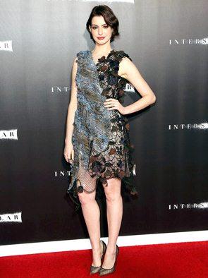 Anne Hathaway Body Measurements