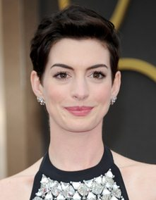 Anne Hathaway Body Measurements Bra Size Height Weight Stats