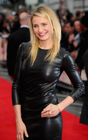 Cameron Diaz Body Measurements