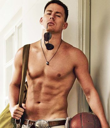 Channing Tatum Favorite Color, Music, Food and other Things: