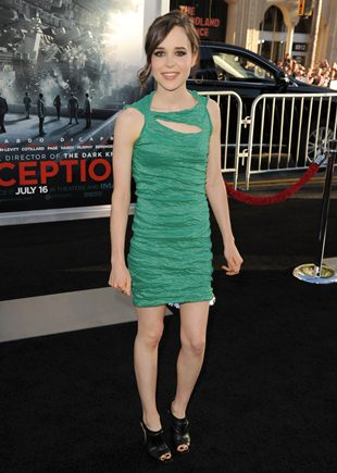 Ellen Page Body Measurements