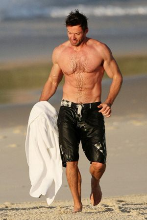 Hugh Jackman Body Measurements
