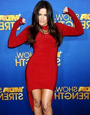 Khlo Ef Bf Bd Kardashian Shoe Size