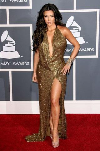 Kim Kardashian Body Measurements