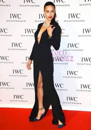Adriana Lima Height Bra Size