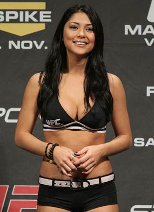 Arianny Celeste Body Measurements
