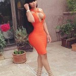 Blac Chyna Body Measurements Bra Size Height Weight Age Butt Stats