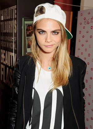 Cara Delevingne Body Measurements Shape