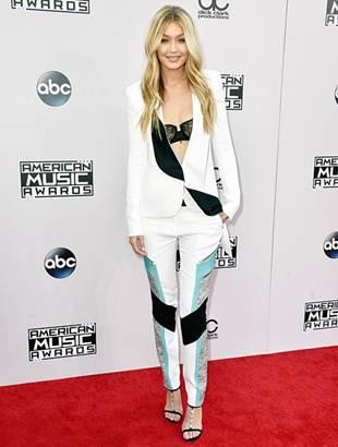 Gigi Hadid Body Measurements Shape Height Weight