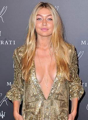 Gigi Hadid Bra Size Body Shape