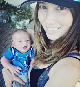 Justin Timberlake and Jessica Biel Baby Boy Name and Pictures