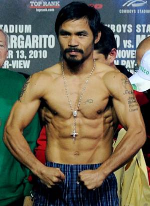 Manny Pacquiao Body Measurements