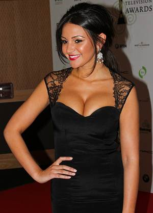 Michelle Keegan Body Measurements