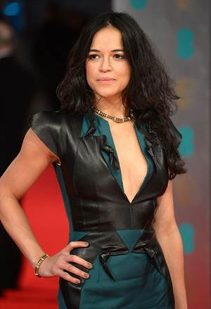 Michelle Rodriguez Body Measurements
