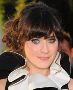 Zooey Deschanel Body Measurements Bra Size Height Weight Stats Bio